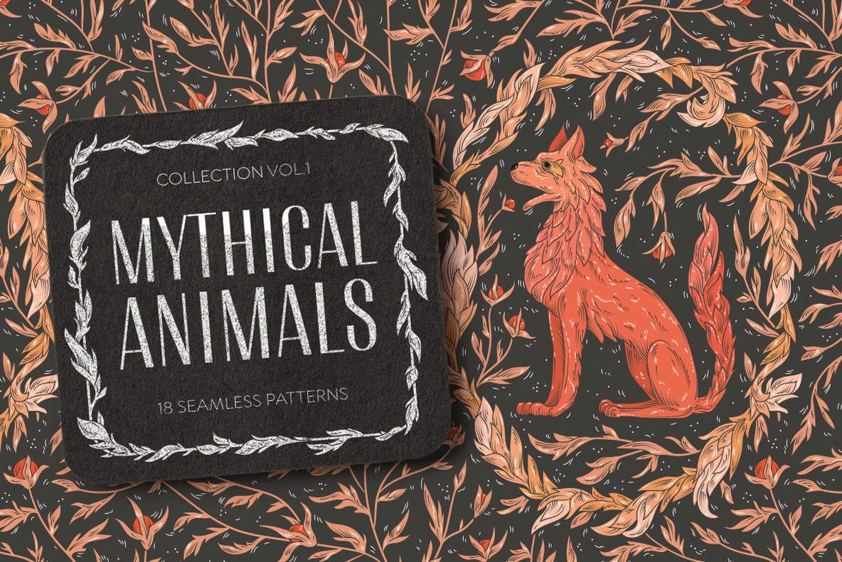Mythical Animals Patterns