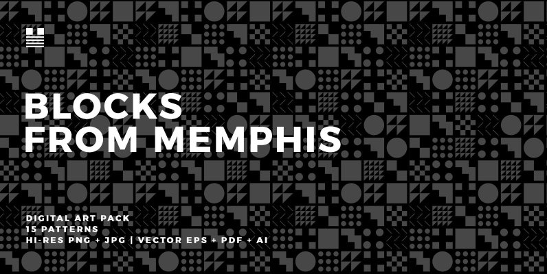 Blocks from Memphis