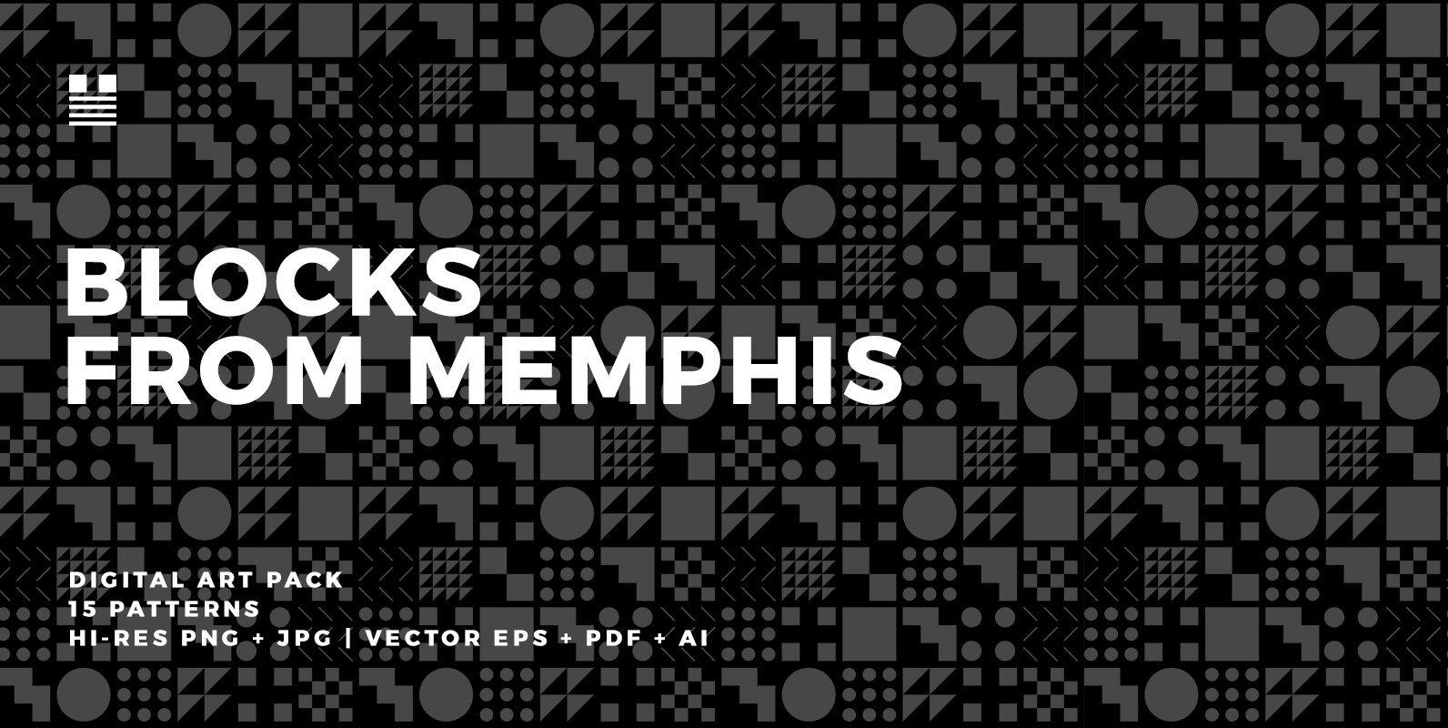 Blocks from Memphis