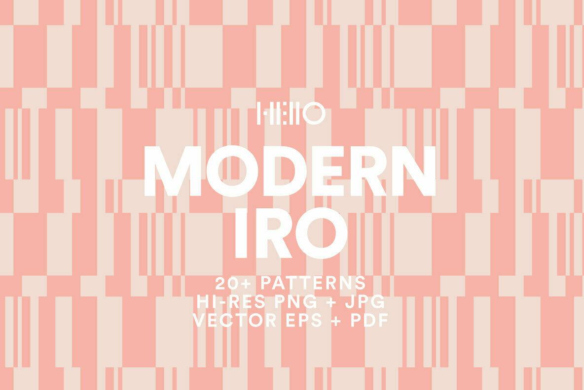 Modern Iro