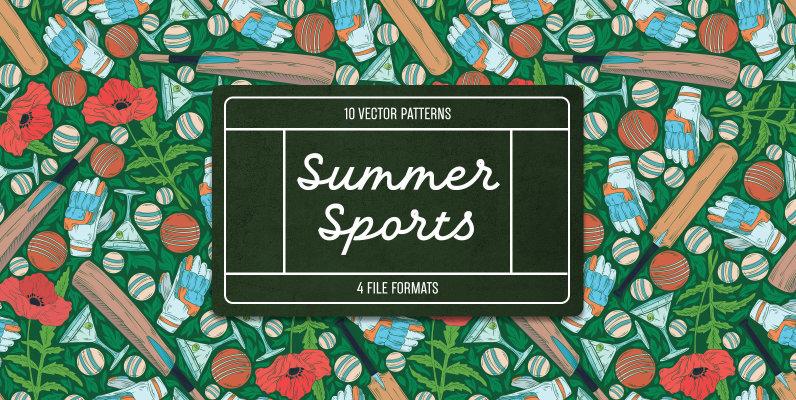 Summer Sports Patterns