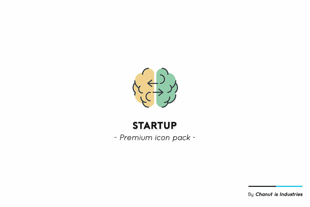 Startup Business Premium Icon Pack