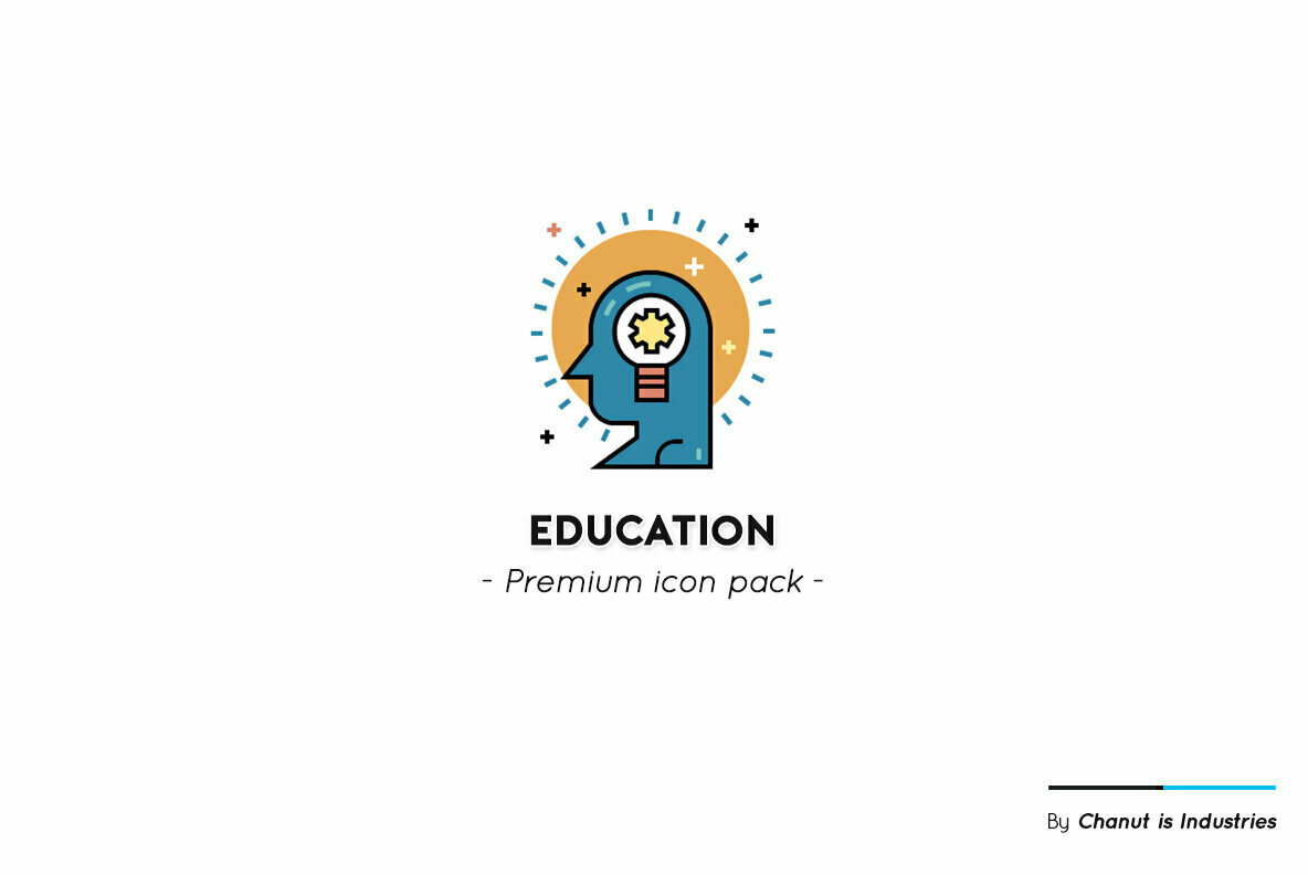 Education and Learning Premium Icon Pack
