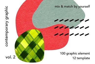 Contemporary Graphic Huge Set Vol 2