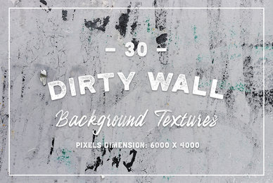 30 Dirty Wall Background Textures