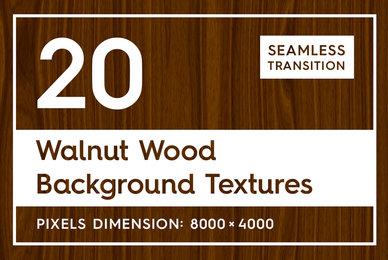 20 Walnut Wood Background Textures