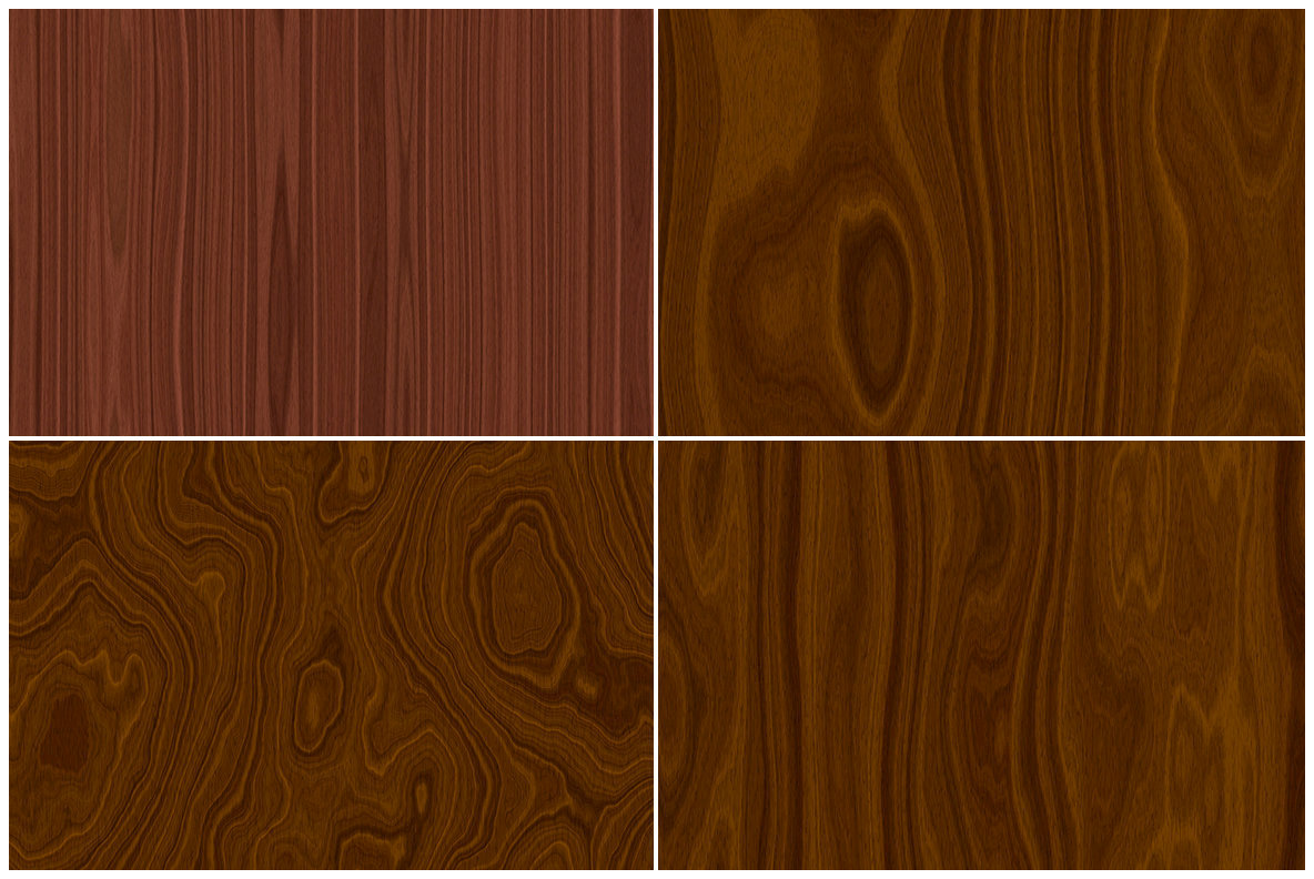 20 Walnut Wood Background Textures