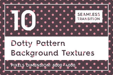 10 Dotty Pattern Background Textures