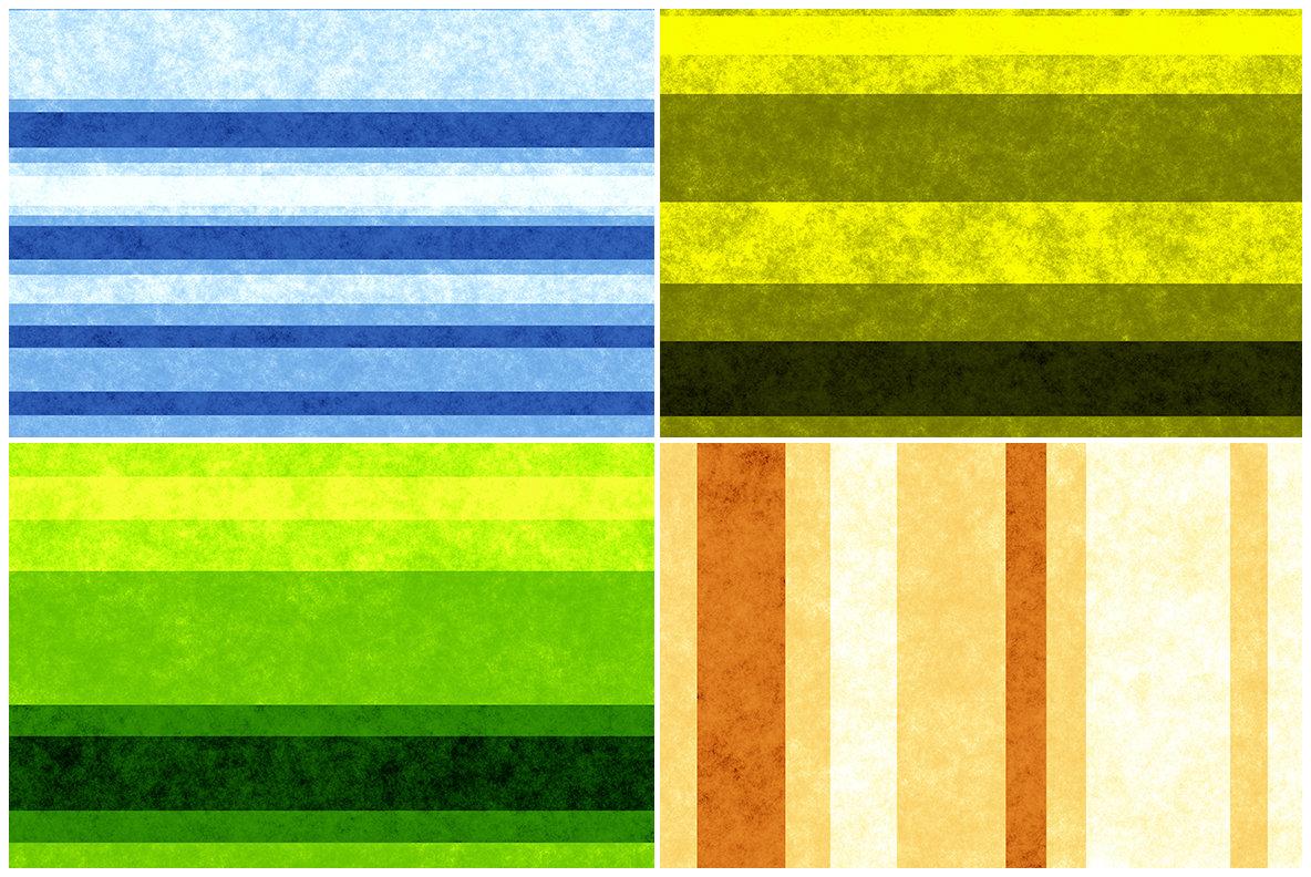 20 Grunge Stripe Paper Backgrounds