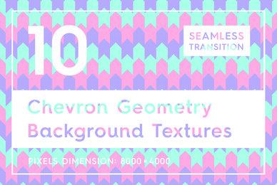 10 Chevron Geometry Backgrounds