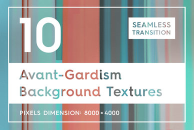 10 Avant Gardism Background Textures