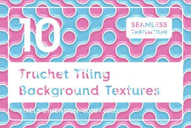 10 Truchet Tilling Backgrounds
