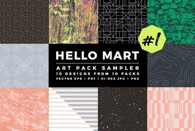 Hello Mart Sampler