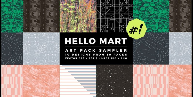 Hello Mart Sampler