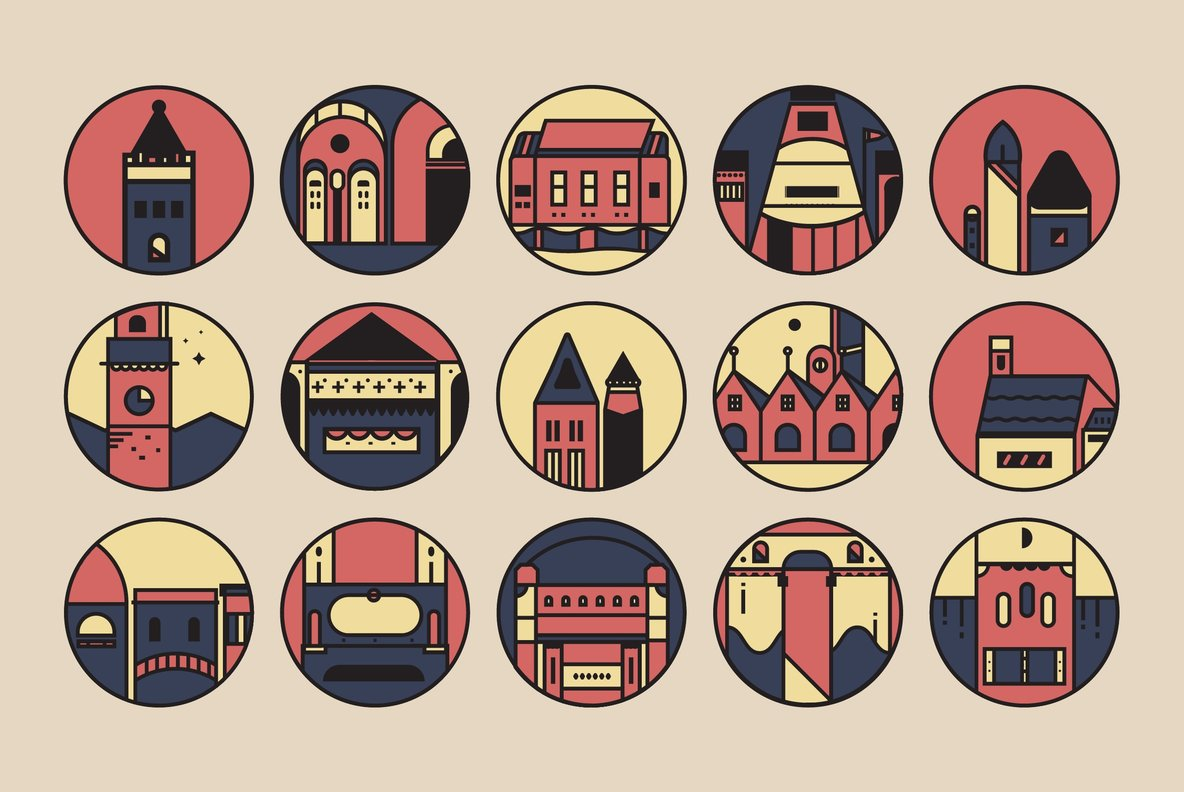 Township Icon Collection
