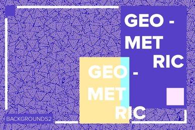 Geometric Backgrounds 2