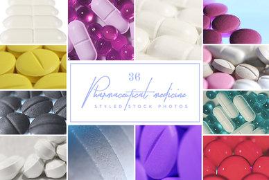 Pharmaceutical Medicine Stock Photos