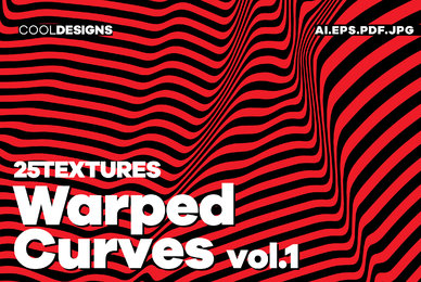 Warped Curves Vol 1