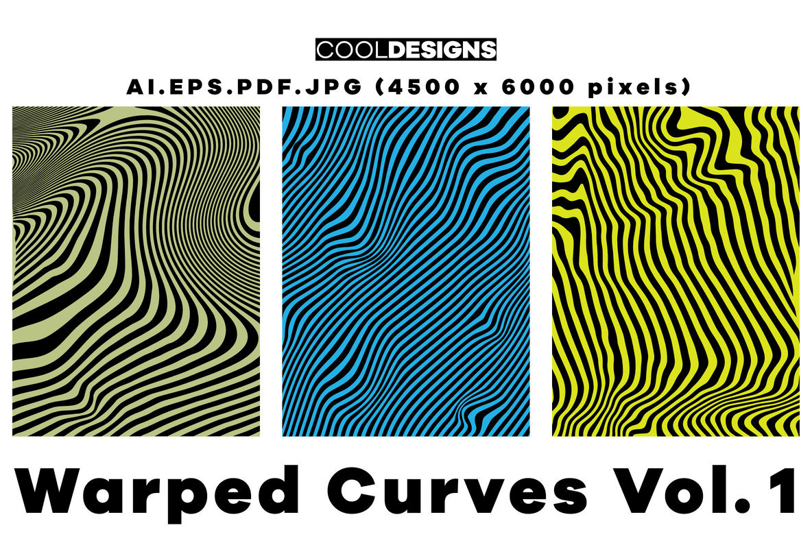Warped Curves Vol 1