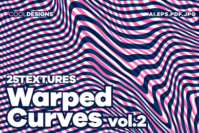 Warped Curves Vol 2