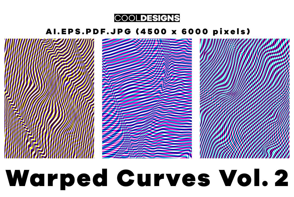 Warped Curves Vol 2