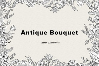 Antique Bouquet