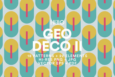 Geo Deco II