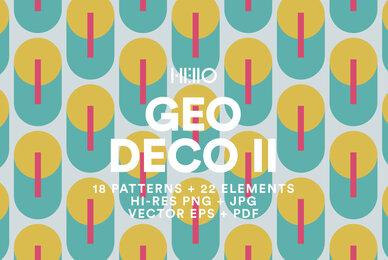 Geo Deco II