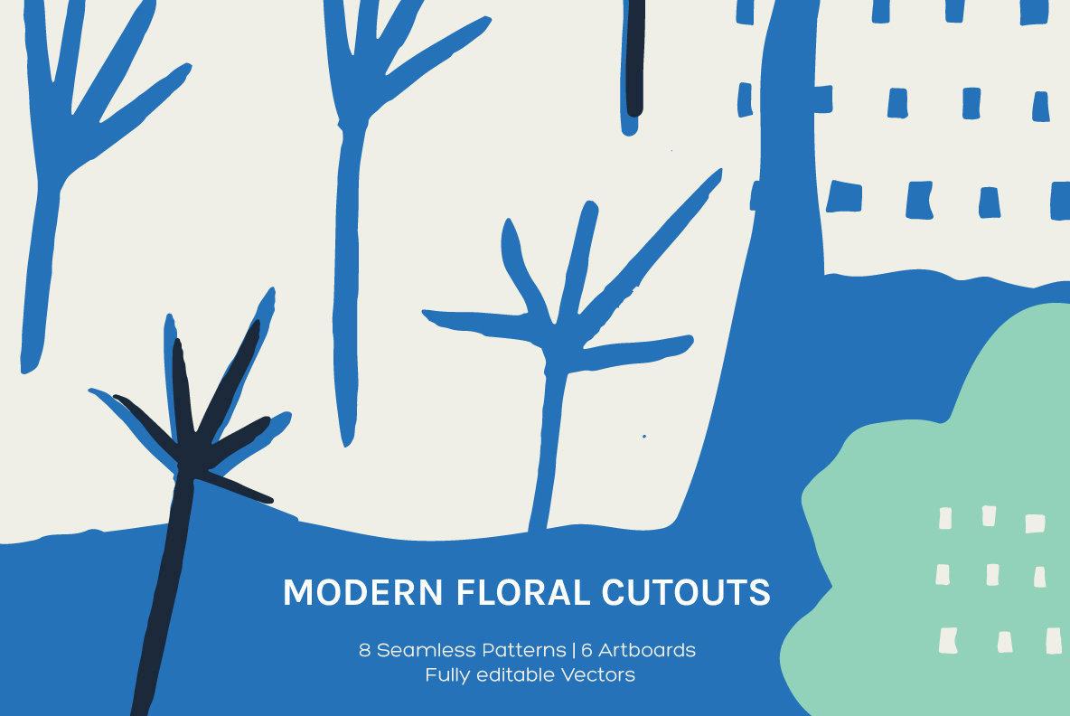 Floral Cutouts