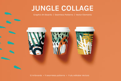 Jungle Collage