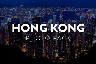 Hong Kong Photo Pack