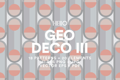 Geo Deco III