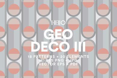 Geo Deco III