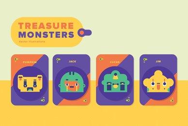 Treasure Monsters