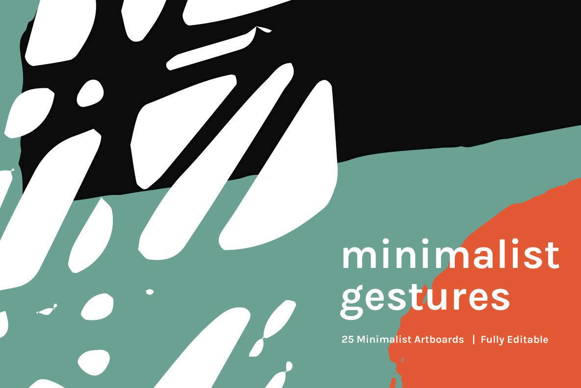 Minimalist Gestures