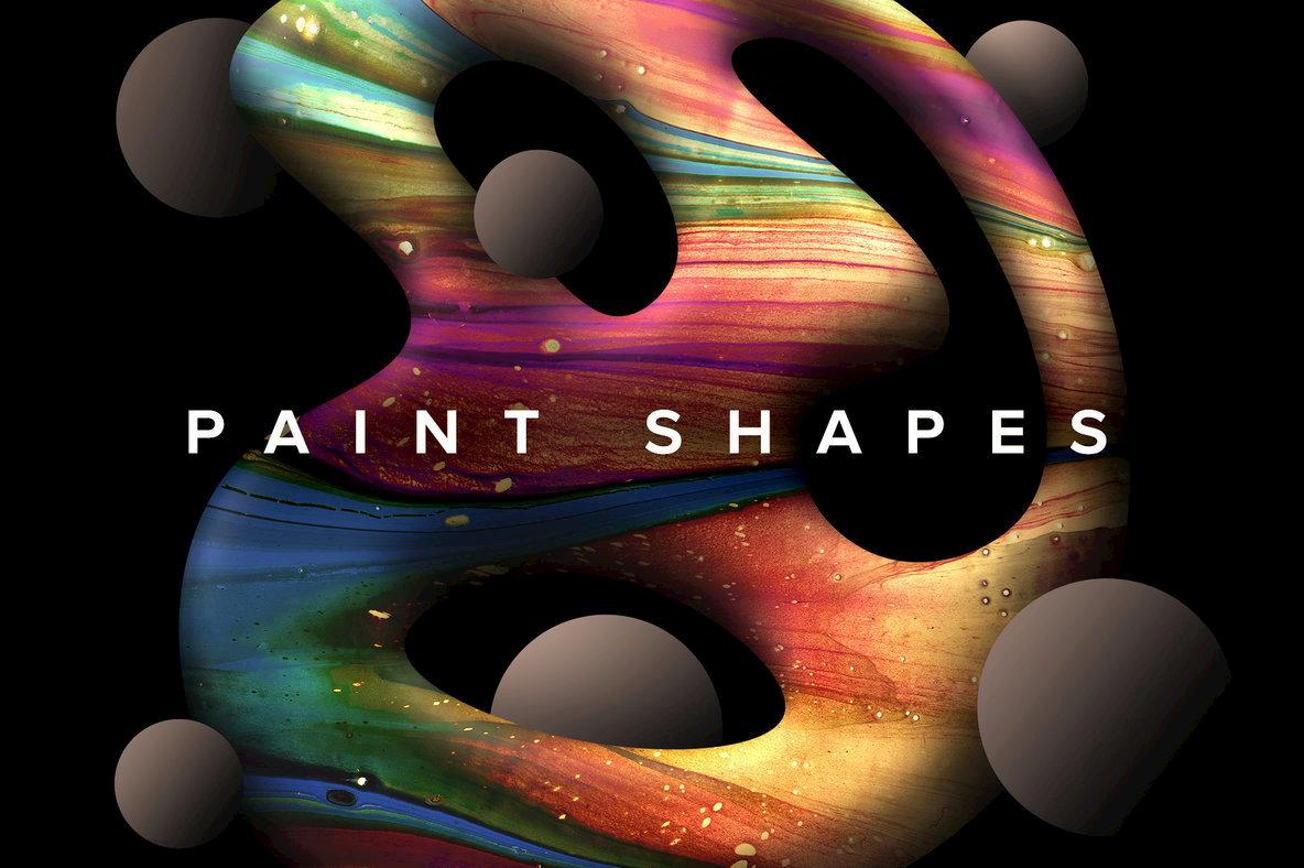 Paint Shapes