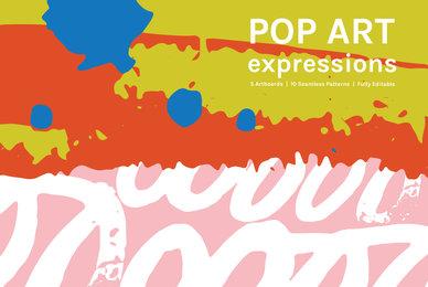 Pop Art Expressions