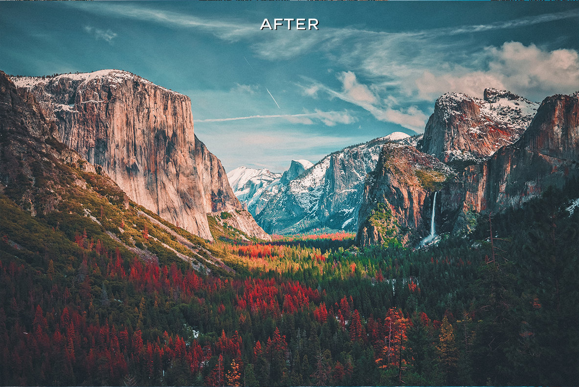 Artistic Lightroom Presets