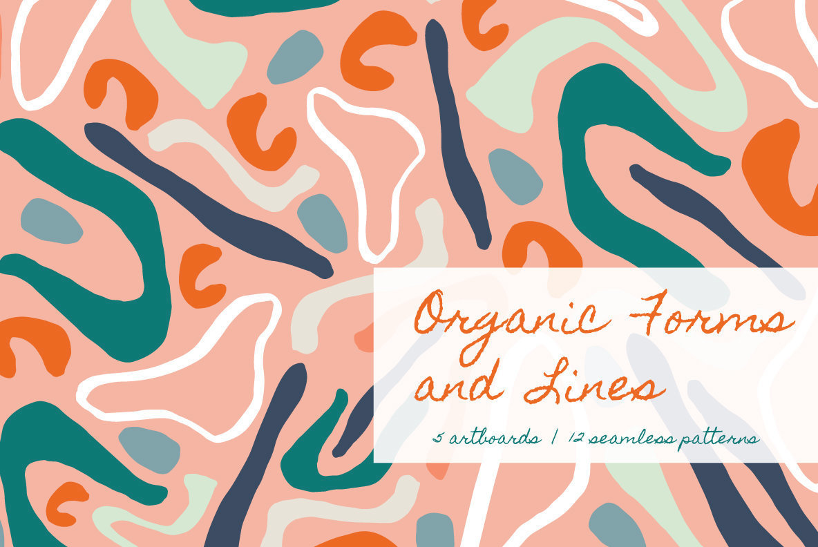 Organic Forms and Lines