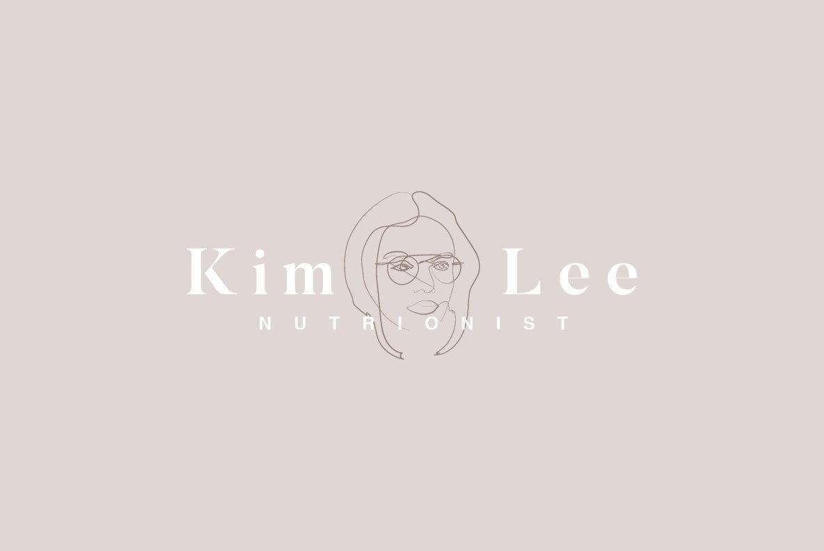 Feminine Line Drawing Logo Kit