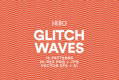 Glitch Waves