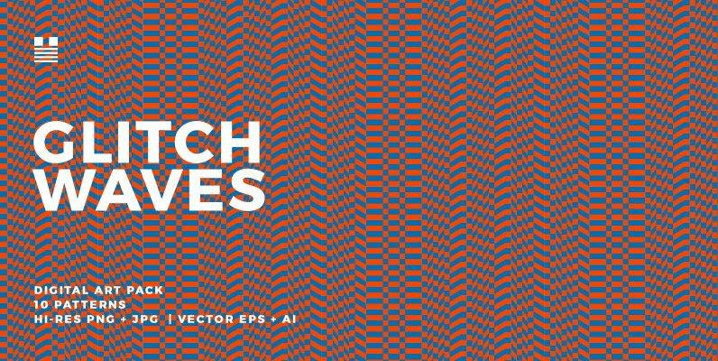 Glitch Waves
