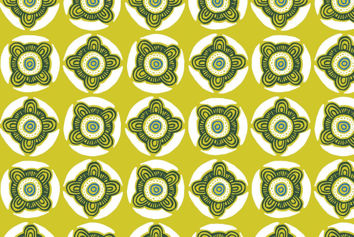 Geometric Circular Patterns