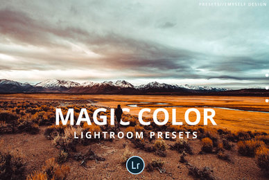 Magic Color Lightroom Preset