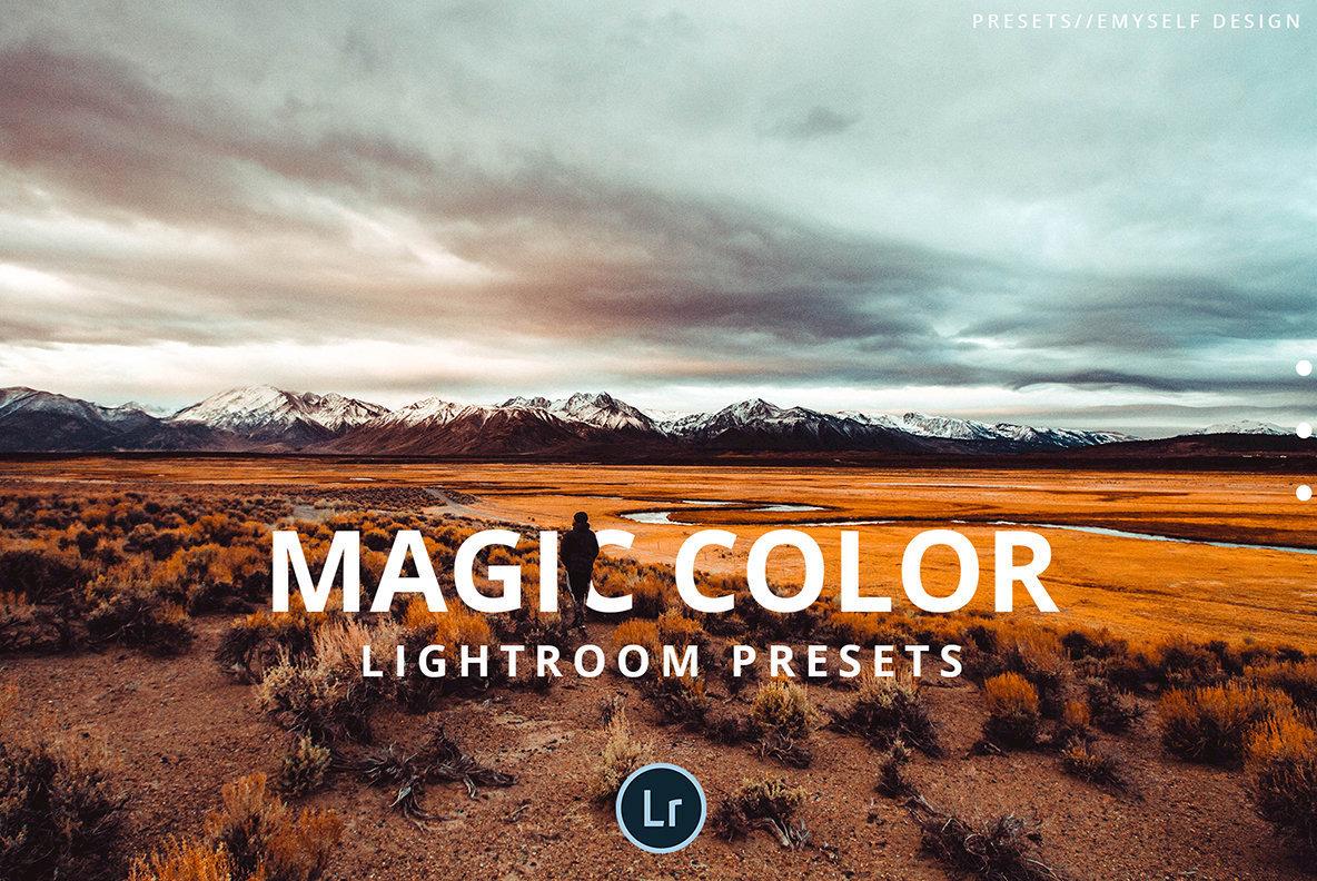 Magic Color Lightroom Preset