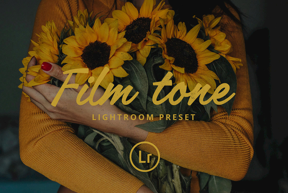 Film Tone Lightroom Preset