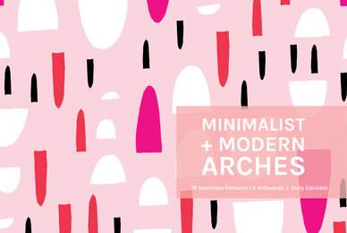 Minimalist and Modern Arches