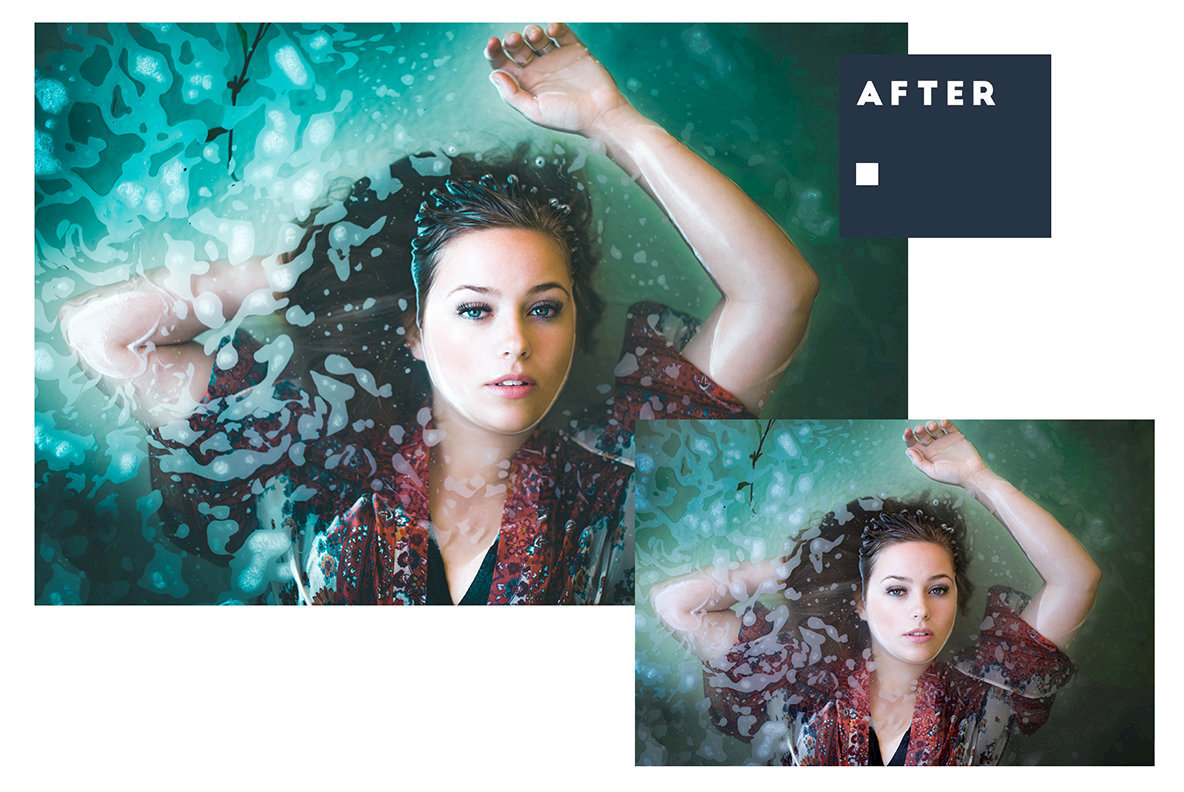 Creative Color Lightroom Preset