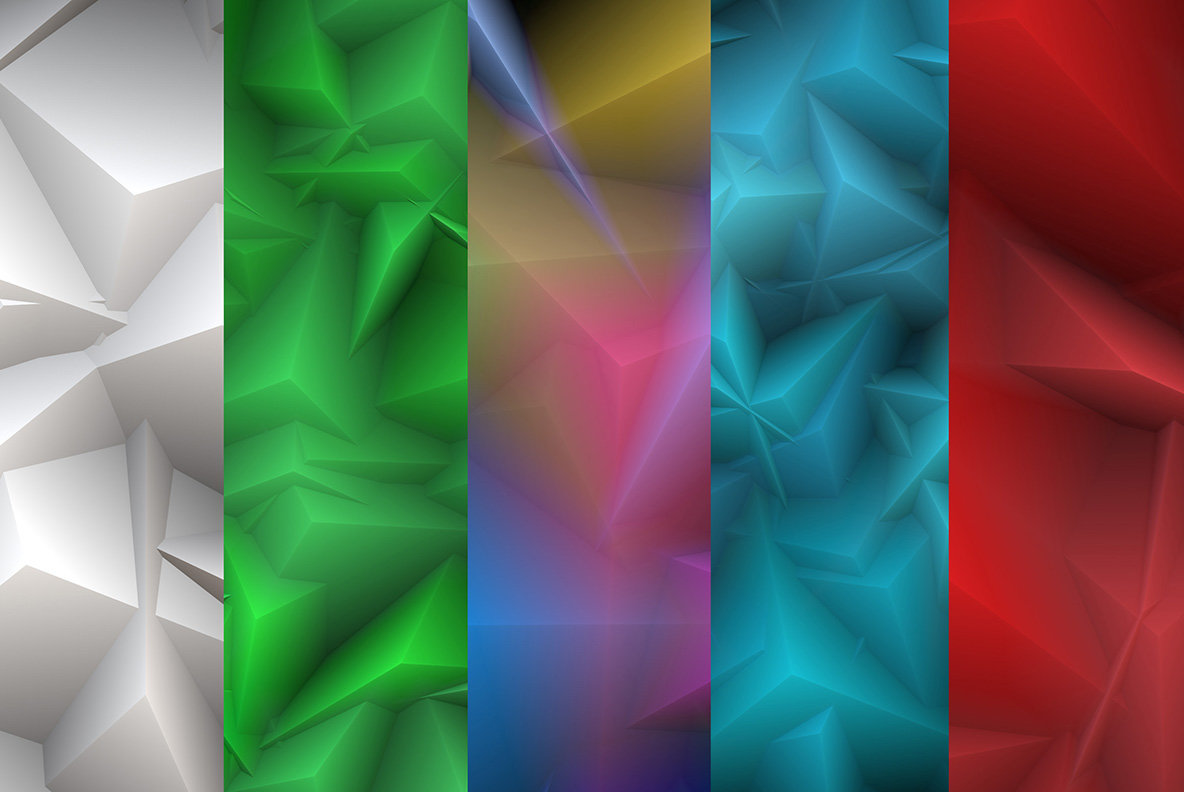 Polygon Backgrounds 3