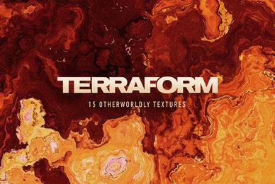 Terraform   15 Otherworldly Textures